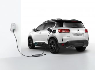 Order books open for Citroen C5 Aircross plug-in hybrid
