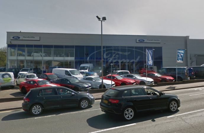 Ford and Kia dealerships close in Sandicliffe re-organisation